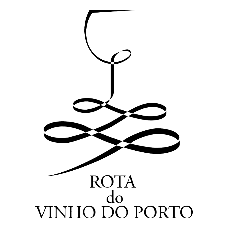 Rota do Vinho do Porto vector