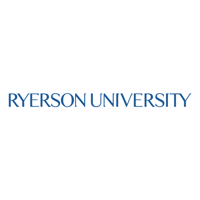Ryerson University vector logo