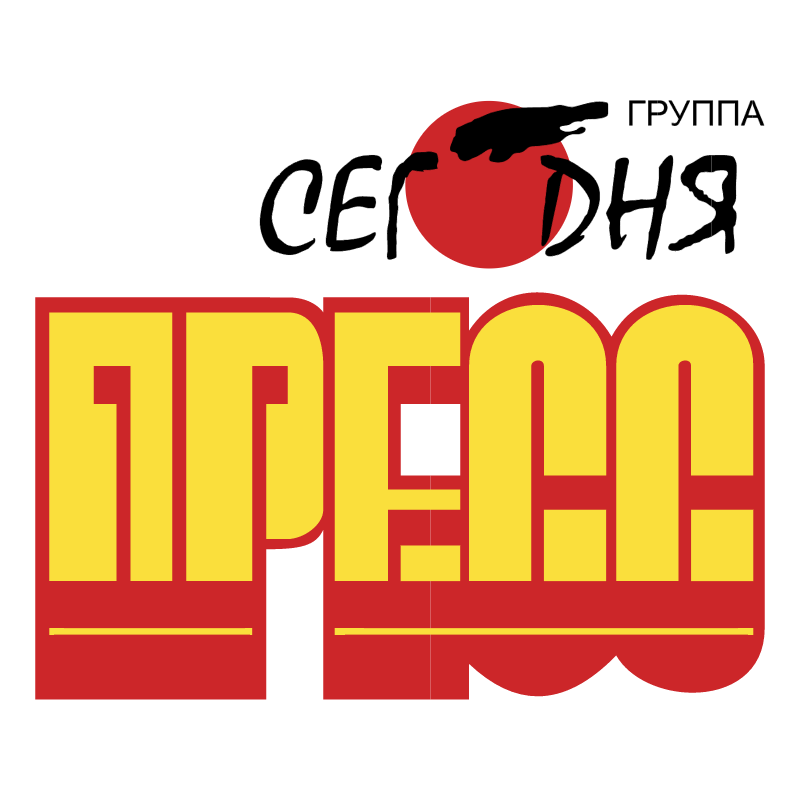 Segodnya Press vector