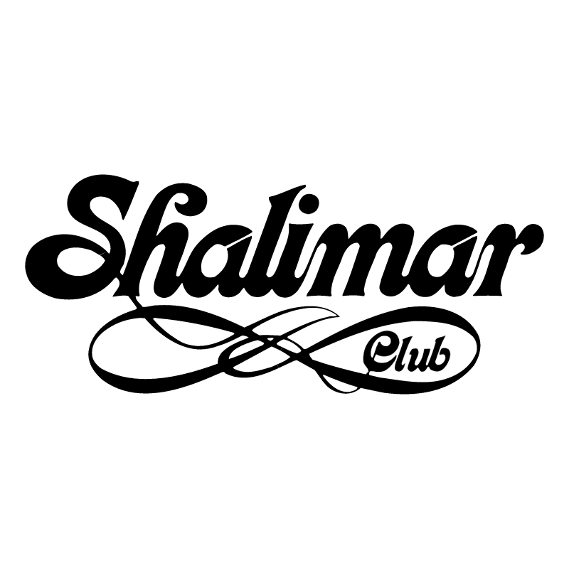 Shalimar Club vector
