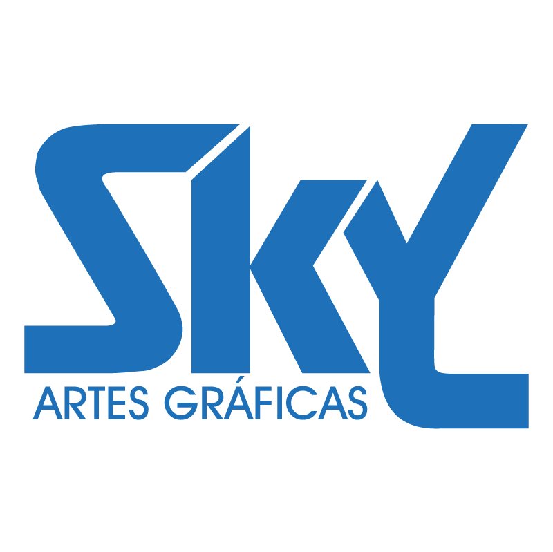 Sky Artes Graficas do Brasil vector