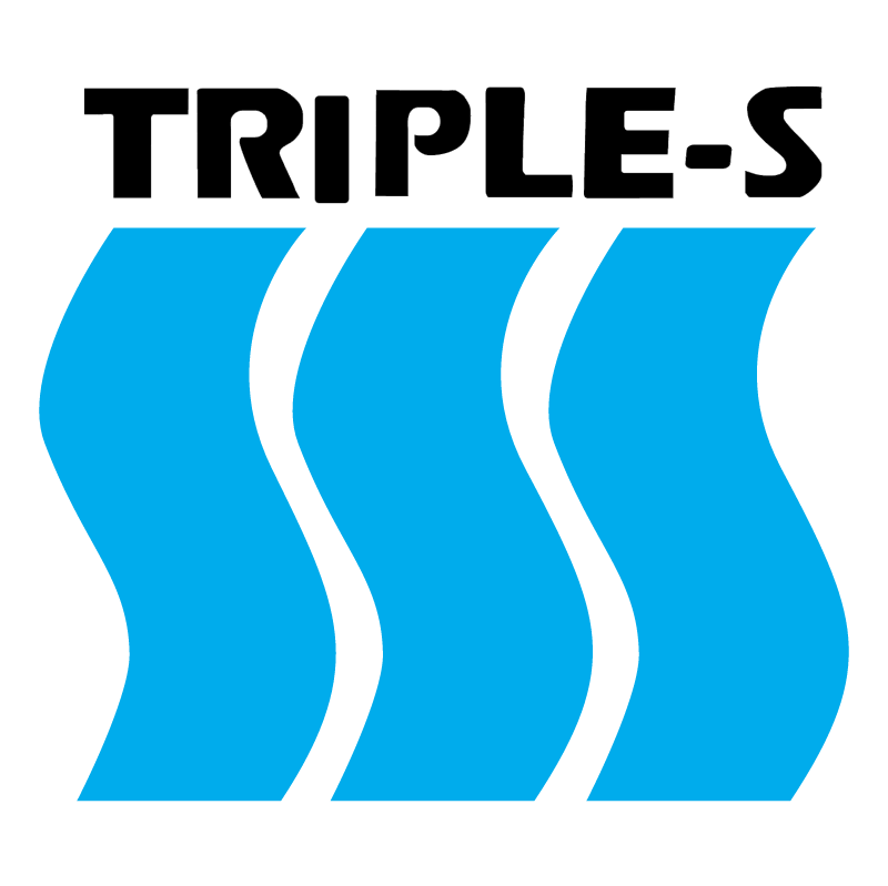 Triple S vector logo
