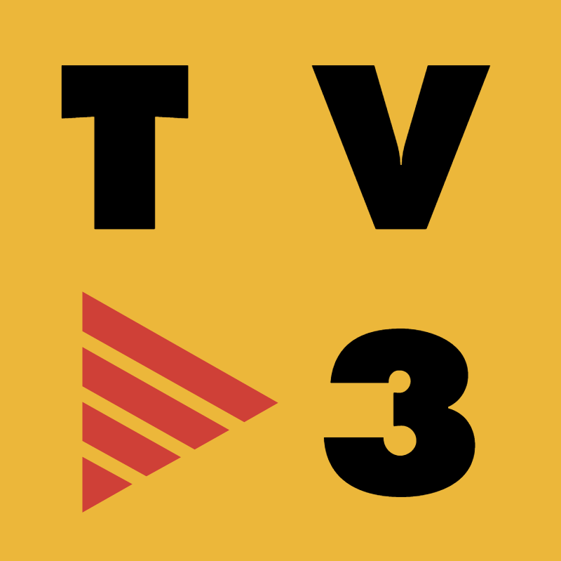 TV3 vector logo