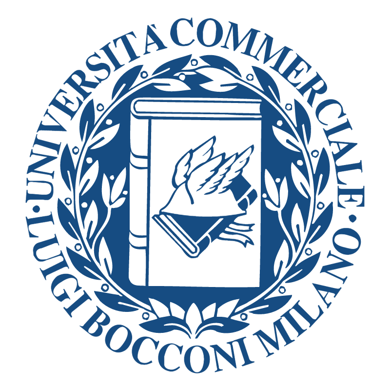 Universita Commerciale vector logo