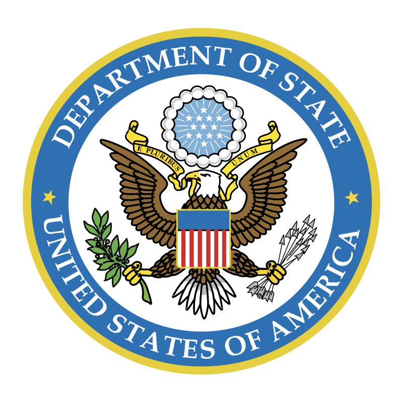 US Department of State vector logo