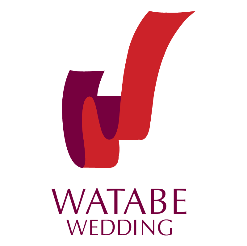 Watabe Wedding vector logo