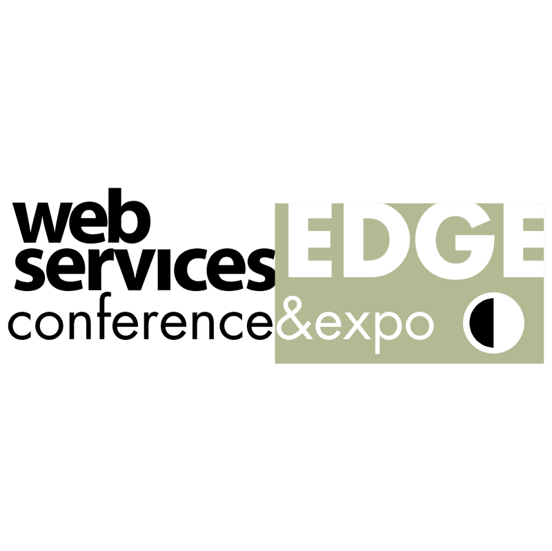 Web Services Edge vector