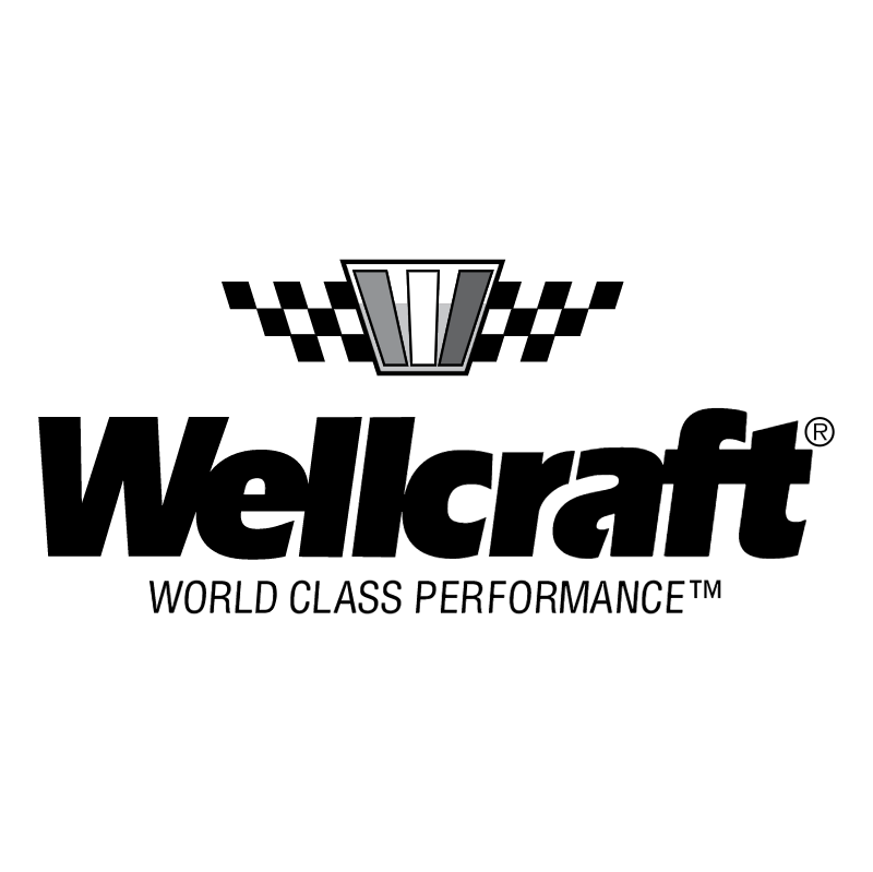 Wellcraft vector logo