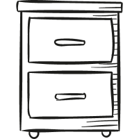 Big Drawers vector