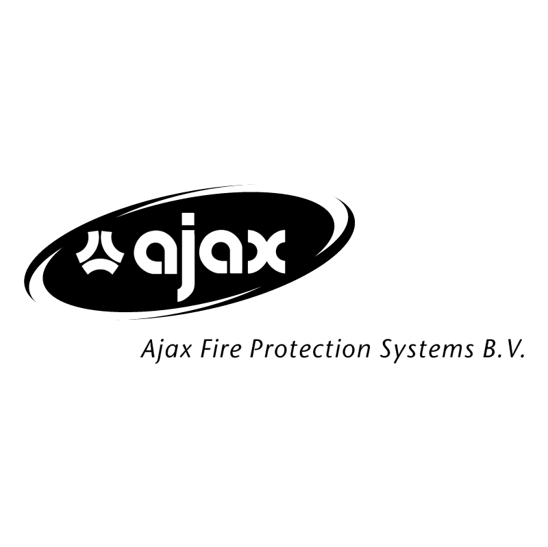 Ajax Fire Protection Systems vector logo