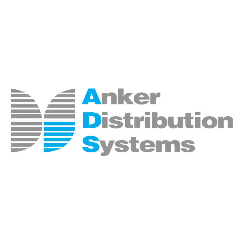Anker Distribution Systems vector logo
