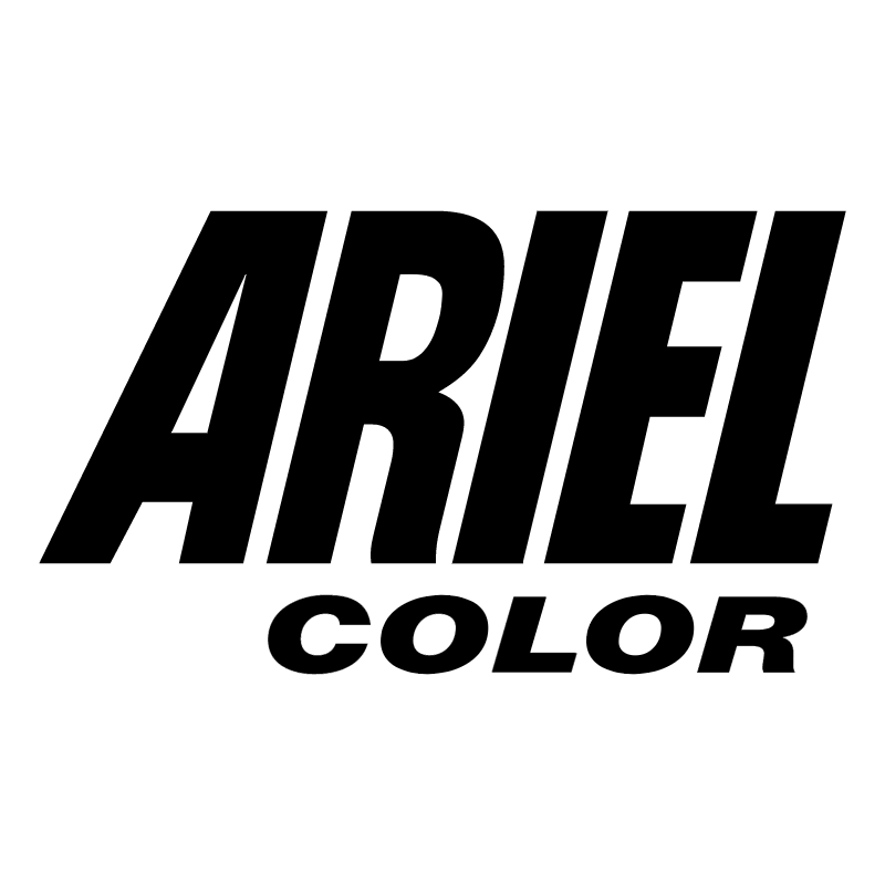 Ariel Color vector