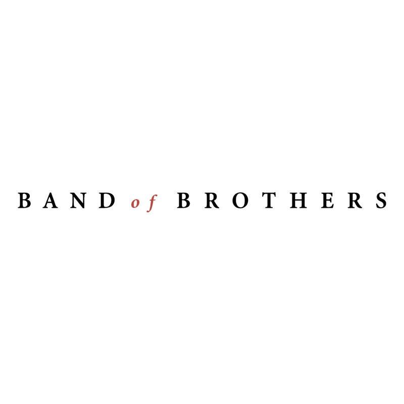 Band of Brothers vector logo