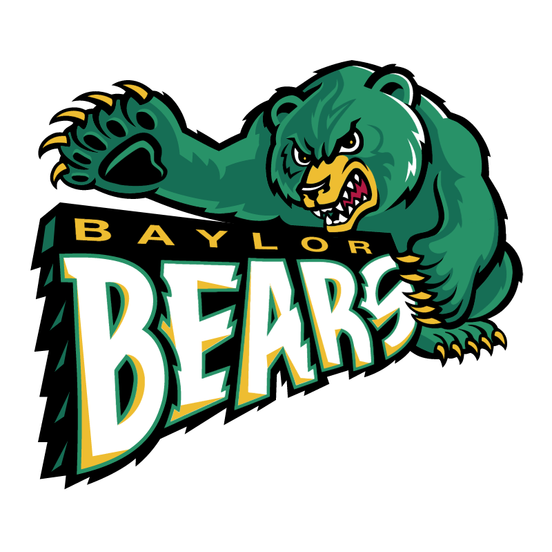 Baylor Bears vector