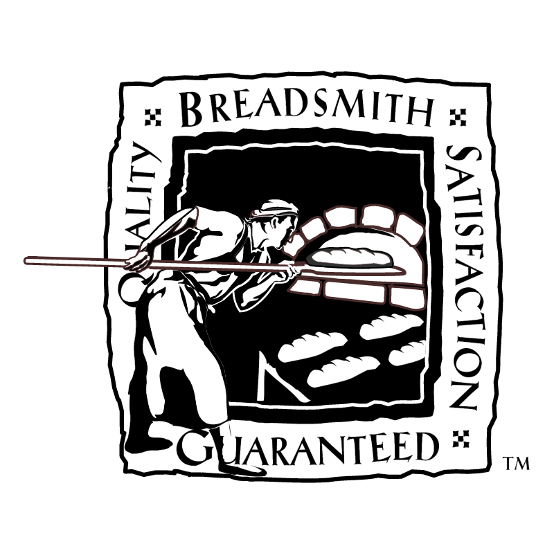 Breadsmith Guaranteed vector