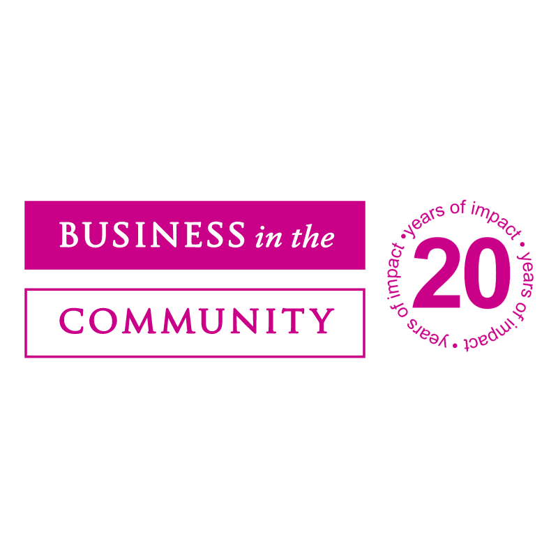 Business in the Community 78555 vector