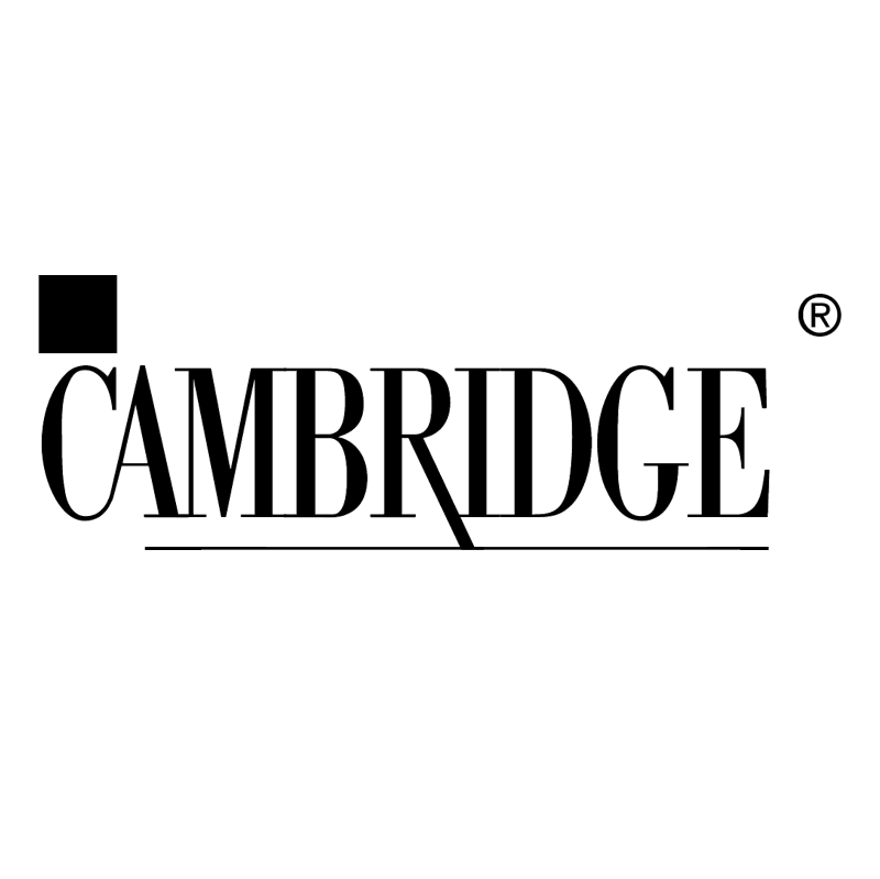 Cambridge vector