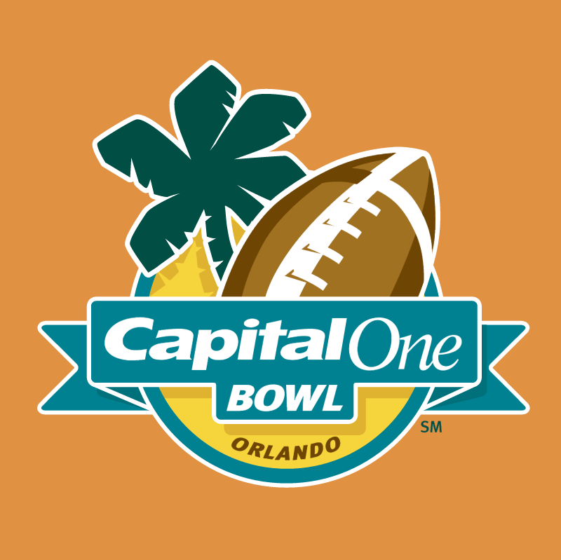 Capital One Bowl vector logo