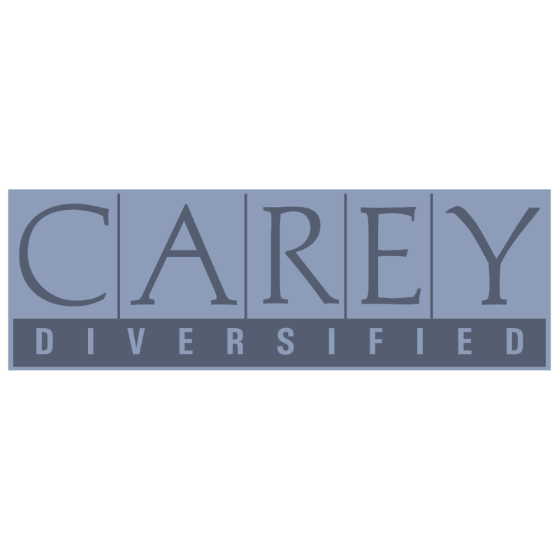 Carey Diversified vector