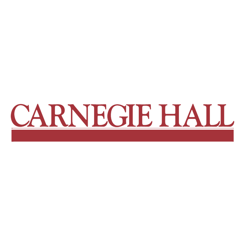 Carnegie Hall vector