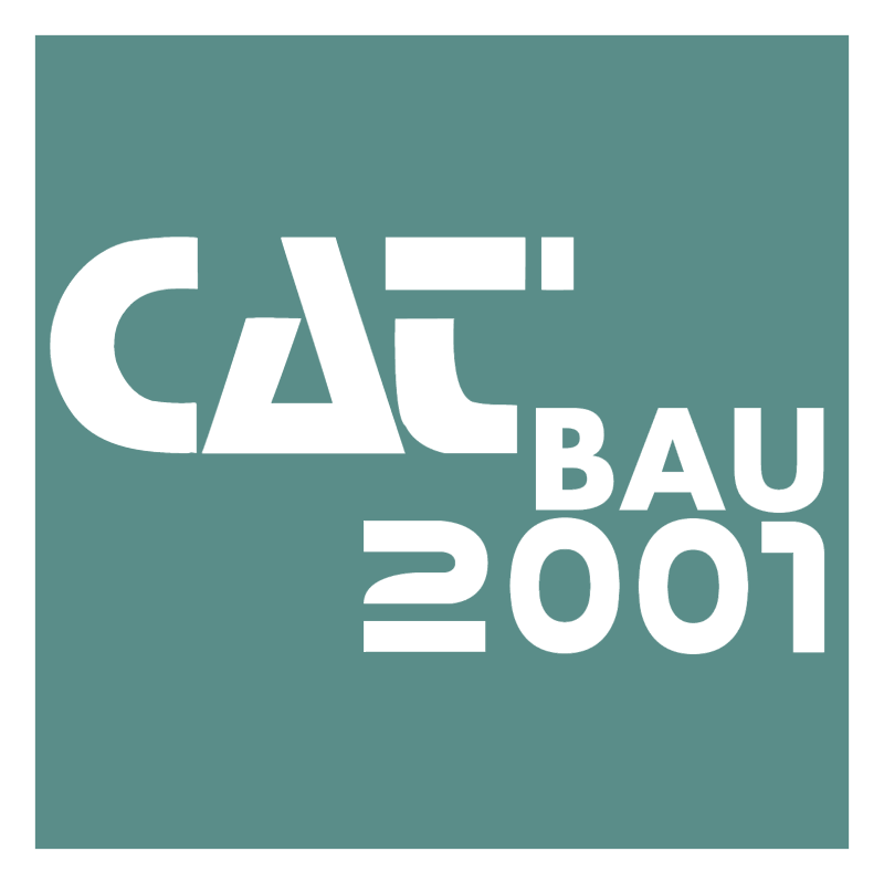 CAT Bau vector