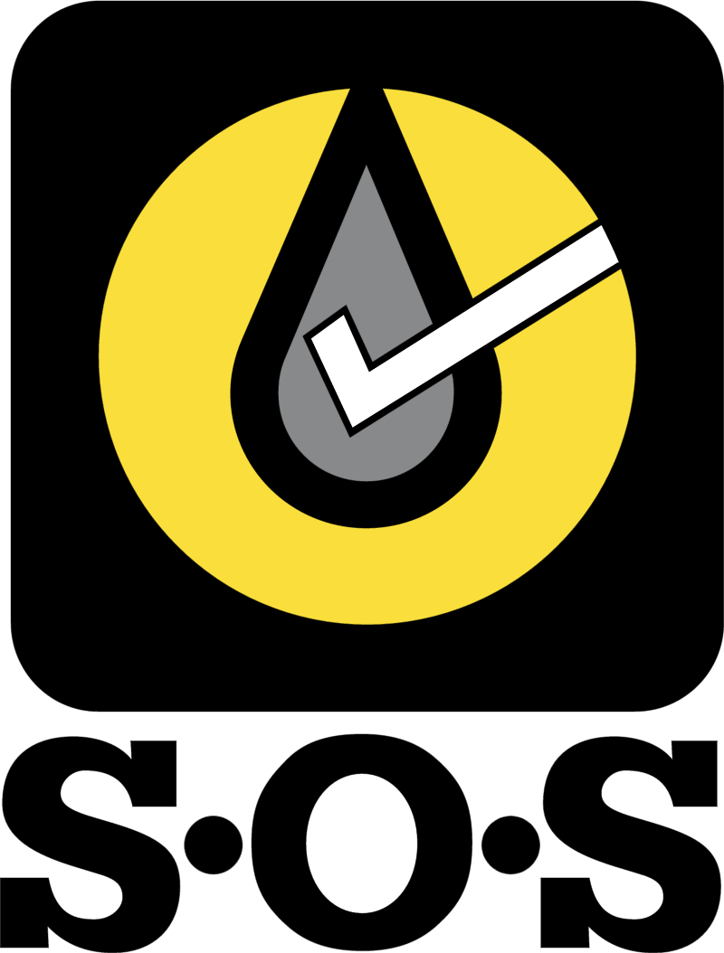 Caterpillar SOS logo