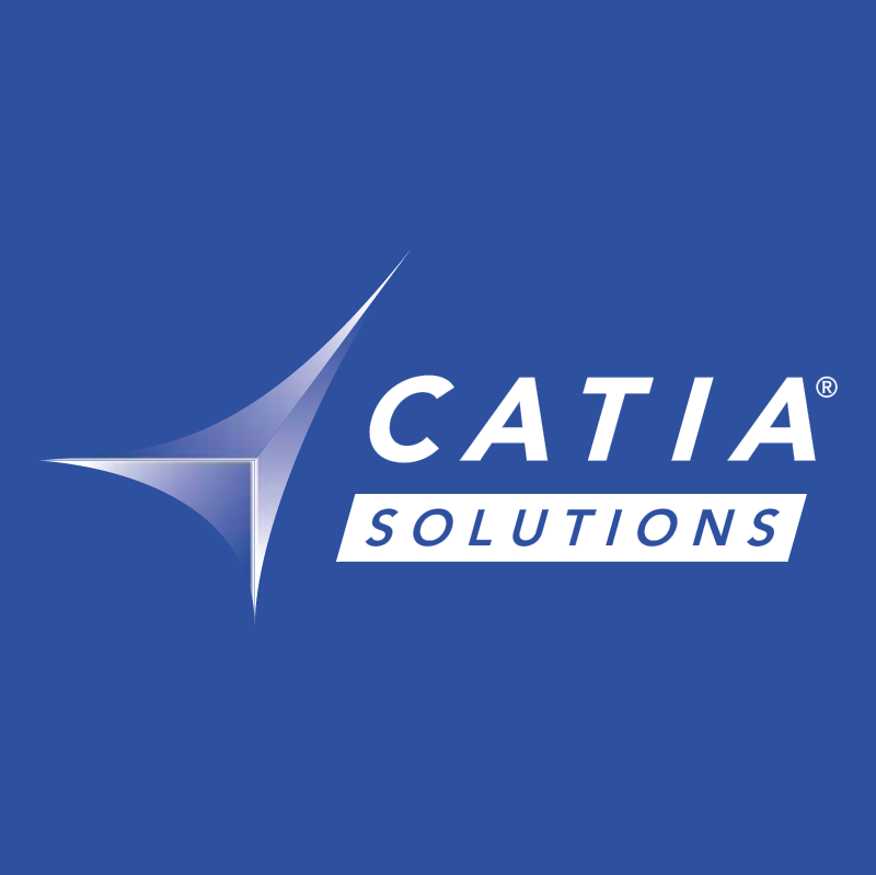 Catia Solutions vector logo