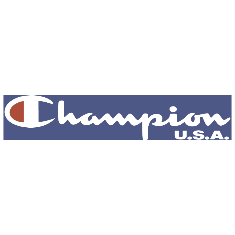 Champion USA vector