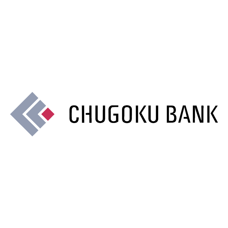 Chugoku Bank vector