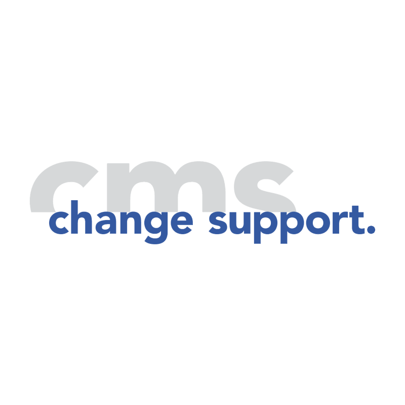 CMS AG Change Management Support logo