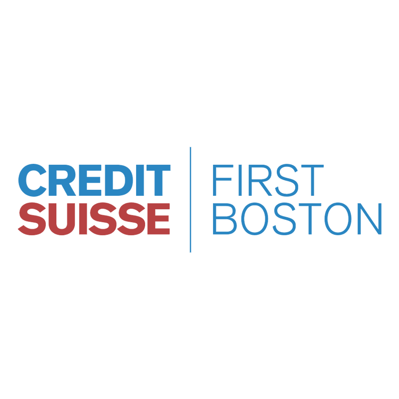 Credit Suisse First Boston vector