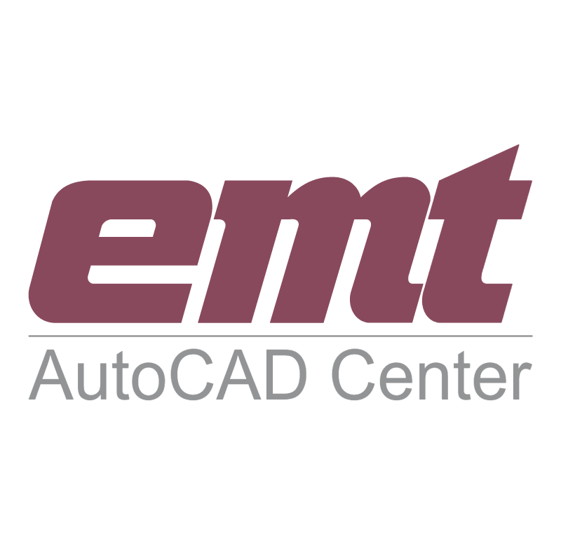 EMT AutoCAD Center vector