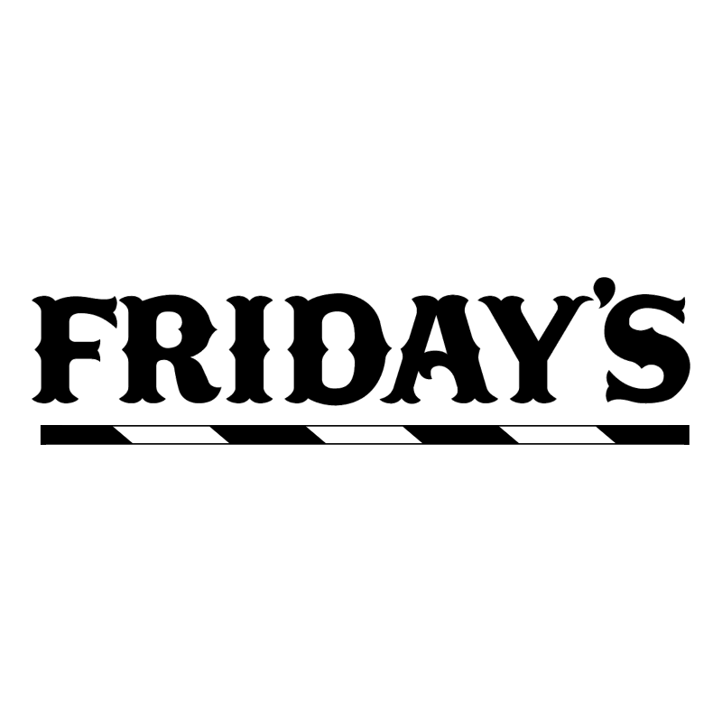 Friday's vector logo