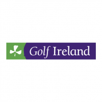 Golf Ireland vector