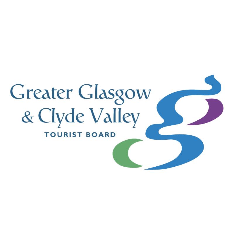 Greater Glasgow & Clyde Valley vector