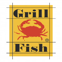 Grill Fish vector