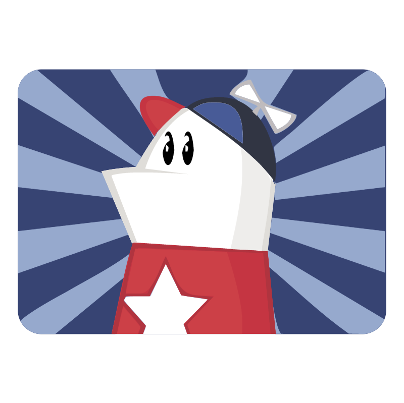 HomestarRunner vector
