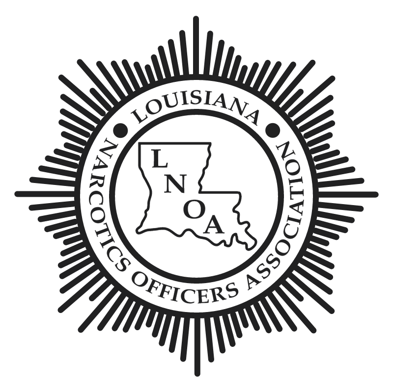 Louisiana Narcotics Officers Association vector