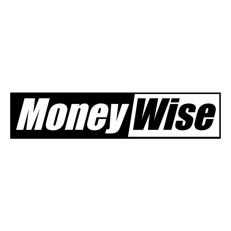 Money Wise vector logo