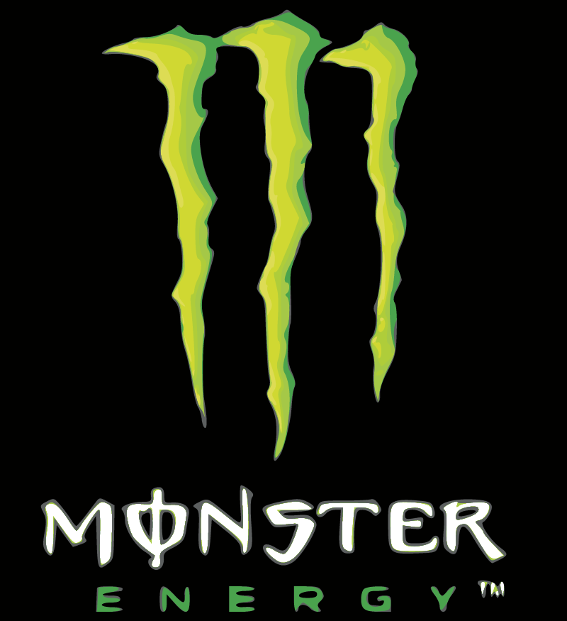 Monster Energy vector
