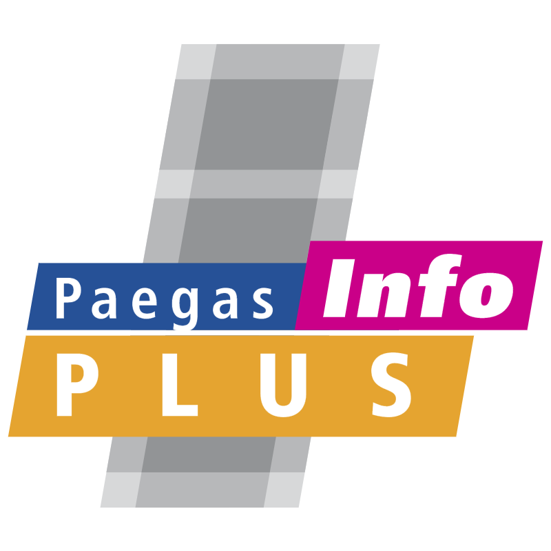 Paegas Info Plus vector