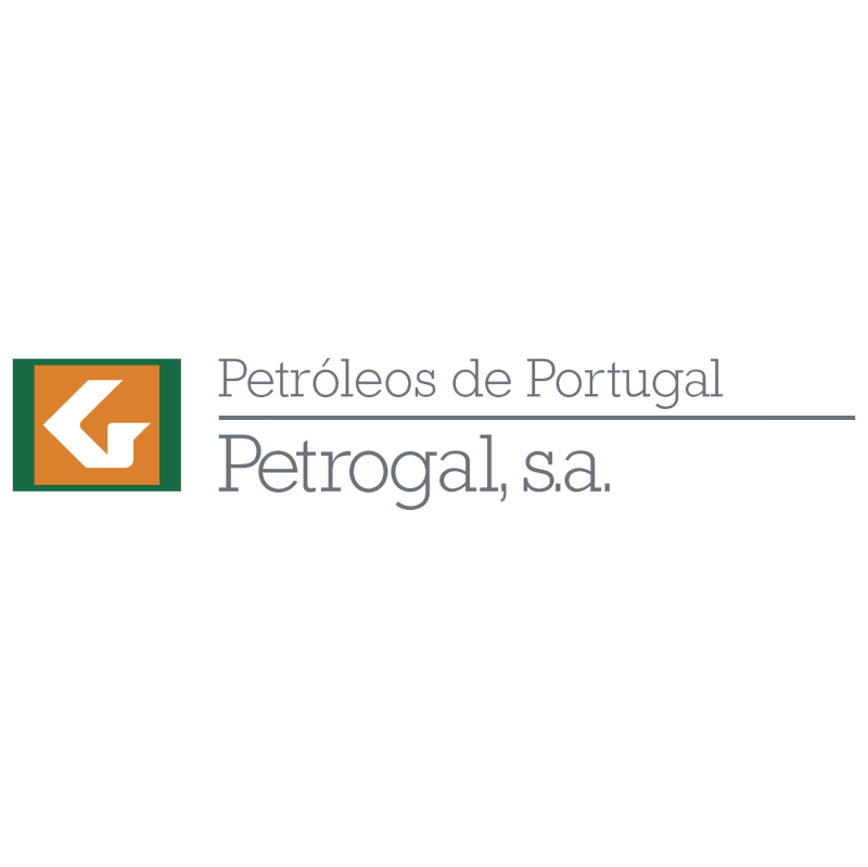 Petroleos de Portugal vector