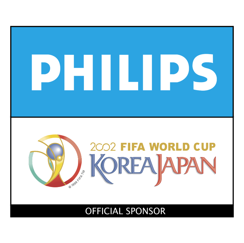 Philips 2002 FIFA World Cup vector logo