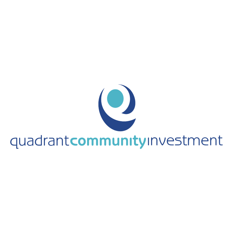 Quadrant Community Investment vector logo
