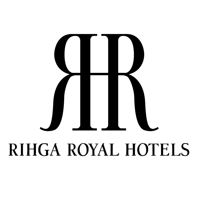 Rihga Royal Hotels vector