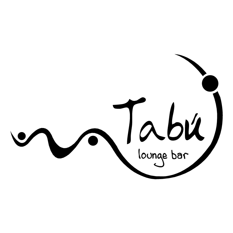 Tabu Lounge Bar vector