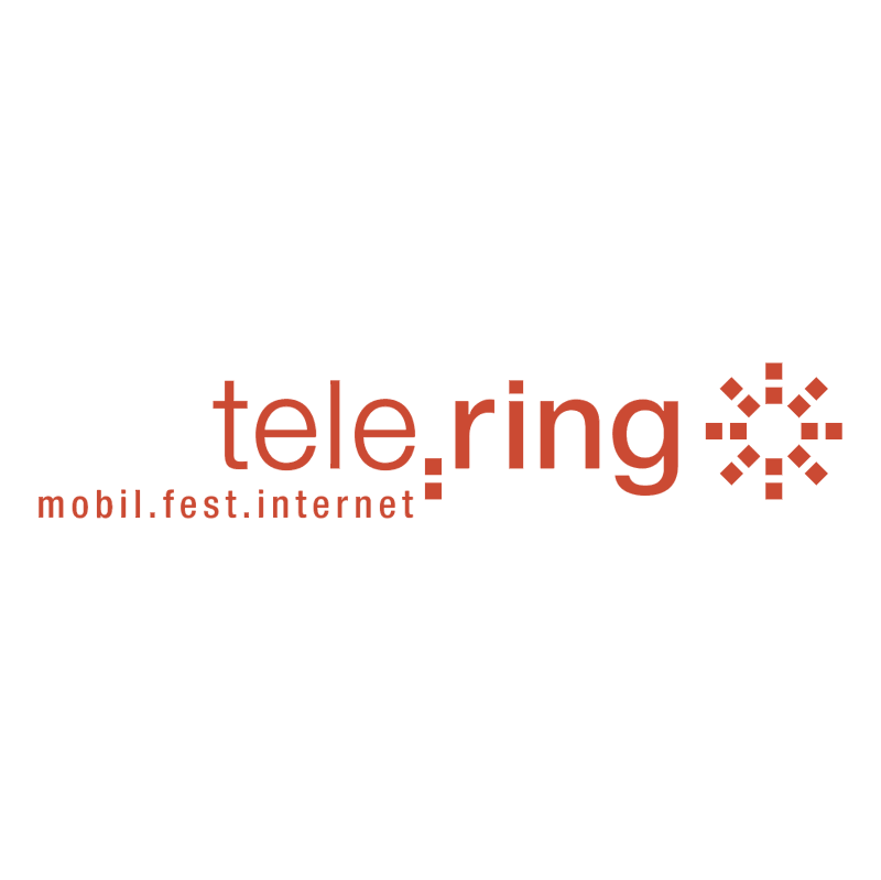 Tele Ring vector logo