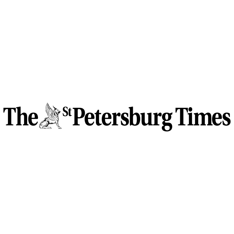 The St Petersburg Times vector logo