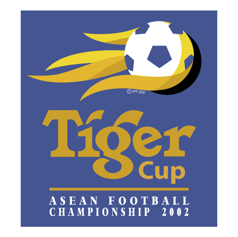 Tiger Cup 2002 vector logo