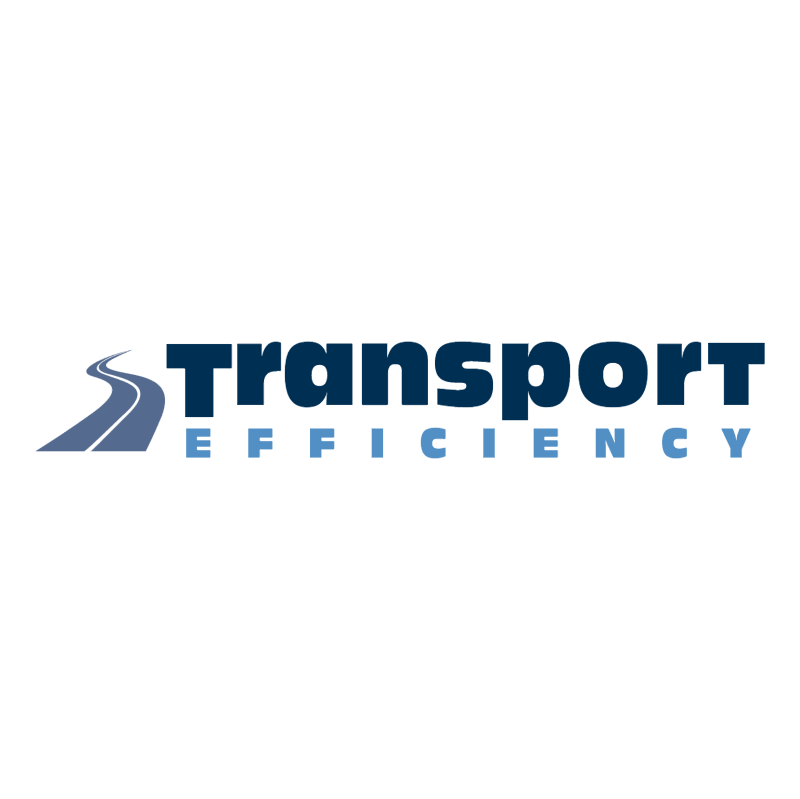 Transport Efficiency vector logo